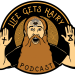 Life Gets Hairy podcast with Doodleslice